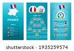 european euro 2020 football...   Shutterstock .eps vector #1935259574