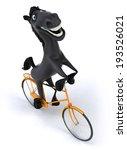 horse | Shutterstock . vector #193526021