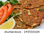 homemade traditional turkish...   Shutterstock . vector #193533104