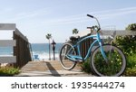 Blue Bicycle  Cruiser Bike By...