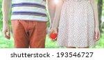 love young girl boy heart in...   Shutterstock . vector #193546727