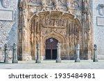Gothic Portico Convent Church...