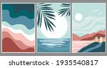 set art abstract minimalistic... | Shutterstock .eps vector #1935540817