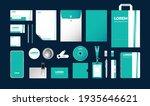set of corporate identity... | Shutterstock .eps vector #1935646621