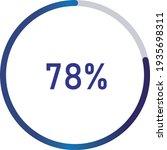 circle percentage diagrams ... | Shutterstock .eps vector #1935698311