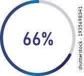 circle percentage diagrams ... | Shutterstock .eps vector #1935698341