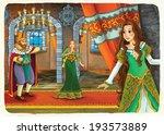 cartoon fairy tale  ... | Shutterstock . vector #193573889