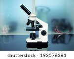 close up of microscope | Shutterstock . vector #193576361