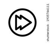 next vector icon  forward...