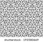 arabesque. geometric seamless...   Shutterstock .eps vector #193580669