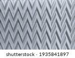 zigzag decorative gray concrete ...   Shutterstock . vector #1935841897