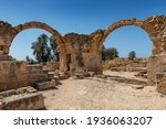 Arches Of Old Ruins In Kato ...