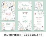collection of natural...   Shutterstock .eps vector #1936101544