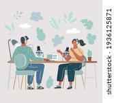 cartoon vector illustration of...   Shutterstock .eps vector #1936125871
