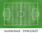 top view of soccer field    Shutterstock . vector #193612625