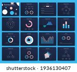 modern infographic vector...   Shutterstock .eps vector #1936130407
