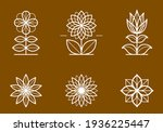 geometric linear style vector...   Shutterstock .eps vector #1936225447