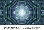 a 3d rendering futuristic... | Shutterstock . vector #1936268494