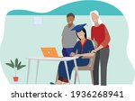 as highschools providing... | Shutterstock .eps vector #1936268941