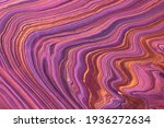 Abstract Fluid Art Background...