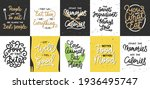 Set Of 10 Motivational And...