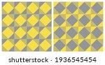 Checkered Pattern Diagonal...
