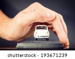 car  automobile  insurance and... | Shutterstock . vector #193671239