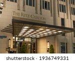 Famous Ritz Carlton Hotel In...