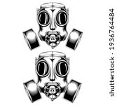 Design Military Gas Mask  With...