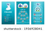 european 2020 football vertical ...   Shutterstock .eps vector #1936928041