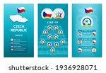 european 2020 football vertical ...   Shutterstock .eps vector #1936928071