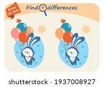 educational game for children.... | Shutterstock .eps vector #1937008927
