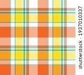 rainbow tartan glen plaid...   Shutterstock .eps vector #1937010337