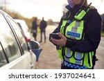 Female Traffic Police Officer...