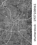 city map san antonio ... | Shutterstock .eps vector #1937108461