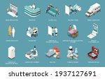 laboratory diagnostics analysis ... | Shutterstock .eps vector #1937127691