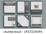 set of sale banner template...   Shutterstock .eps vector #1937235094