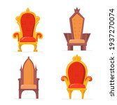 Bright Colorful Royal Armchairs ...