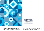 abstract geometric background...   Shutterstock .eps vector #1937279644