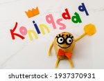 Koningsdag Or Kings Day Is A...