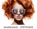 fashion woman in sunglasses...