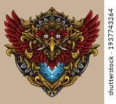 artwork illustration and t... | Shutterstock .eps vector #1937743264