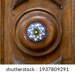 Old Vintage Aged Door Knocker...
