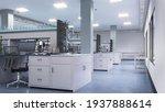 interior of laboratory... | Shutterstock . vector #1937888614