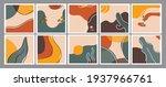 minimalism interior painting ...   Shutterstock .eps vector #1937966761