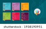 european football 2020... | Shutterstock .eps vector #1938190951