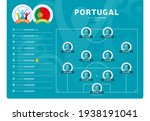france line up football 2020... | Shutterstock .eps vector #1938191041