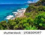 Amazing Coastline Along The...