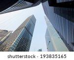 building to sky | Shutterstock . vector #193835165