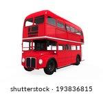 double decker bus | Shutterstock . vector #193836815